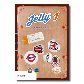 Jelly 1 - student's book