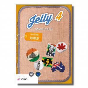 Jelly 4 - student's book