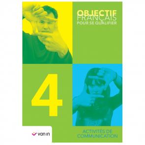 Objectif Français pour se qualifier 4 - cahier
