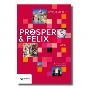 Prosper et Felix 2 - Livre-cahier (n.e.2018)