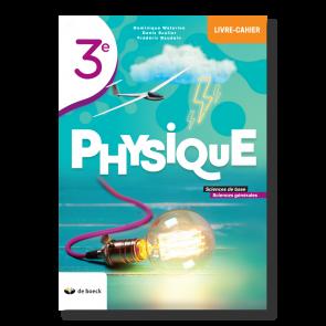 Physique 3 - livre-cahier 2021