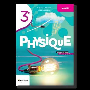 Physique 3 - manuel 2021