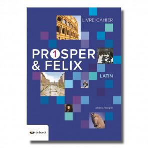 Prosper & Felix 1 - Livre-cahier (n.e.2018)