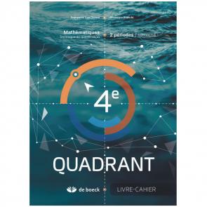 4e Quadrant (2 pér./sem.) - Livre-cahier