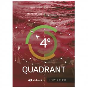 4e Quadrant (4 pér./sem.) - Livre-cahier