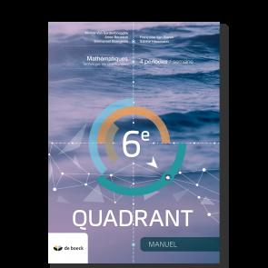 6e Quadrant (4 per./sem.) - Manuel