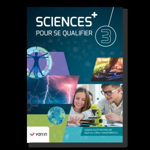 Sciences pour se qualifier + 3 - livre-cahier 2021