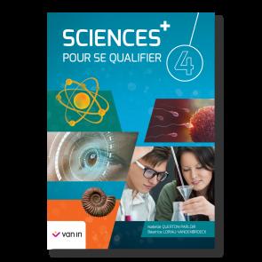 Sciences pour se qualifier + 4 - livre-cahier 2021