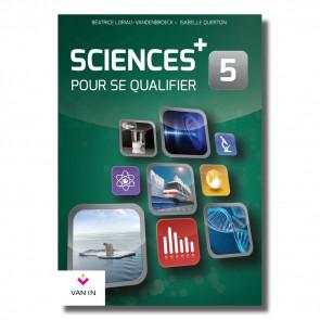 Sciences pour se qualifier + 5 - livre-cahier