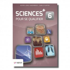 Sciences pour se qualifier + 6 - livre-cahier