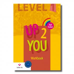 Up 2 You (level1) workbook color - Pack
