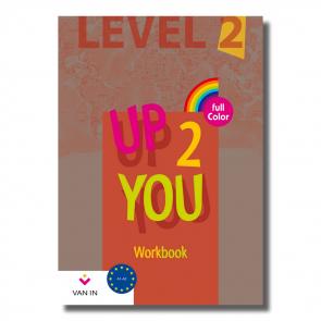 Up 2 You (level2) workbook color - Pack